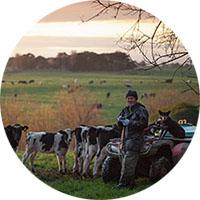 Co-operative farming